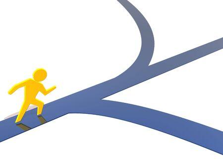 singular: leader in business way