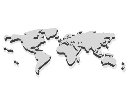 digitally generated: Earth
