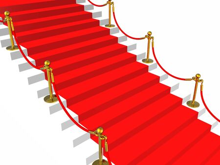 Red carpet Stock Photo - 4554875
