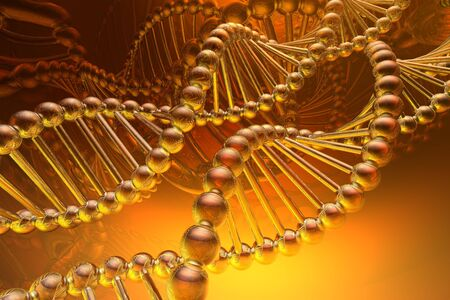 dna spiral Stock Photo - 4662067