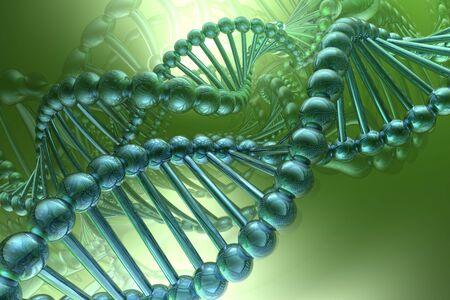 chromosomes: dna spiral