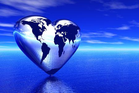 amor al planeta: i love this mundo