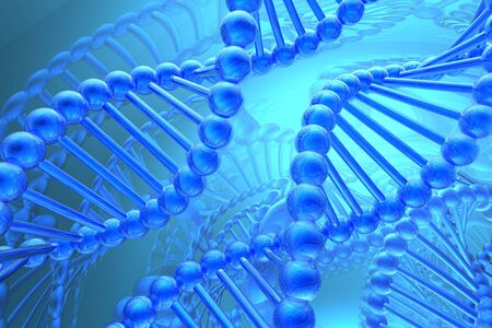 dna spiral Stock Photo - 5518524