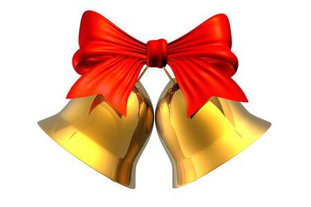 jingle bells: Christmas bells