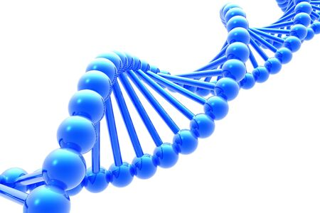 dna spiral Stock Photo - 5689567