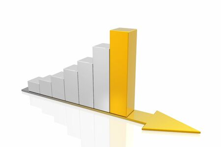 factor: business growth Stock Photo