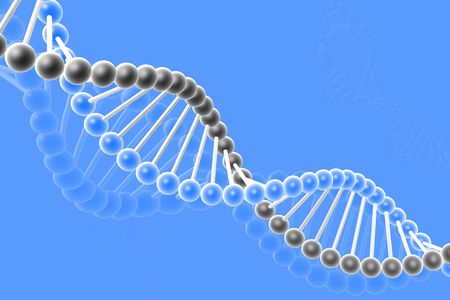 dna spiral Stock Photo - 6791069