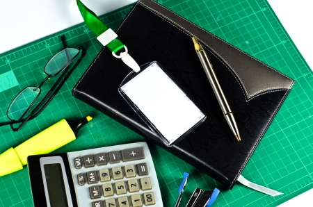 Office accessories Stock Photo - 22272104