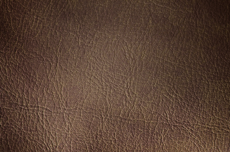 cracklier: Tan leather texture background. Close-up photo Stock Photo