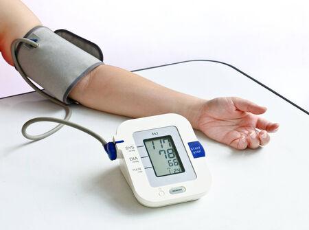 diastolic: Blood pressure monitoring