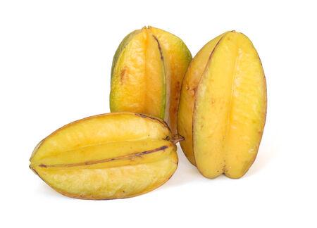 l nutrient: Carambola fruit Stock Photo