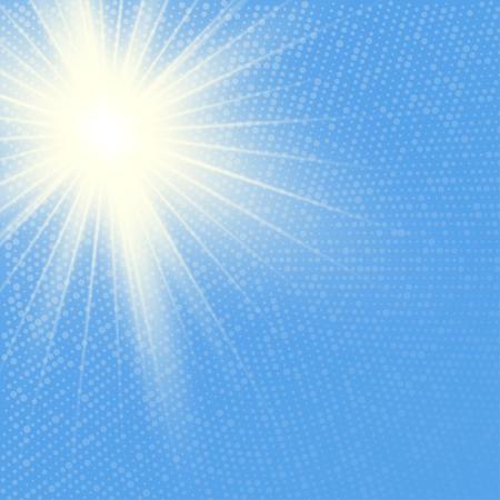 Perfect sun