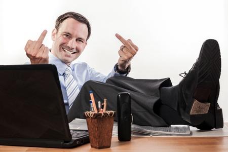perezoso: oficina situaciones expresiones