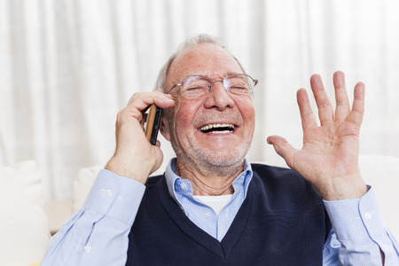 good guys: best agers enjoying retirement