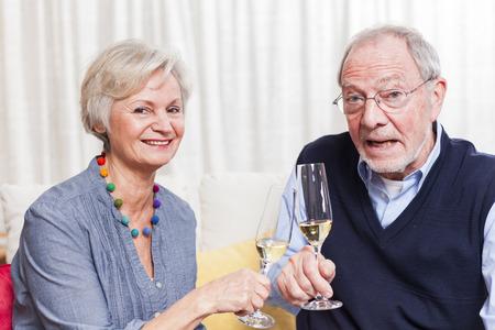 golden ager: best agers enjoying retirement