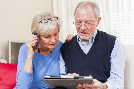 likable: best agers enjoying retirement