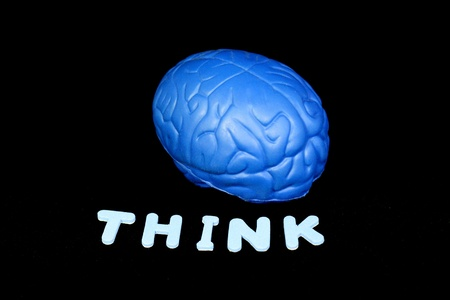 brain with think
