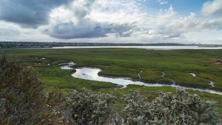 california delta: crown point bird sanctuary
