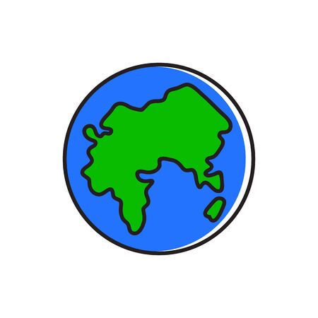 geography: Earth globe. World, planet, geography. Global concept. Can be used for topic like geography, planet, travel