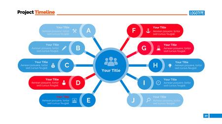mapa de procesos: Proceso mente plantilla de asignación de diapositivas. datos de la empresa. Cuadro, gráfico, diagrama. Concepto para la infografía, plantillas del negocio, presentación, la comercialización. Puede ser utilizado para temas como la formación, la gestión, la planificación.