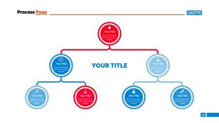 diagrama de arbol: Diagrama de estructura. Elemento de la tabla de árbol, presentación, diagrama. Concepto para el organigrama, plantillas del negocio, presentación. Puede ser utilizado para temas como la gestión, estrategia, trabajo en equipo