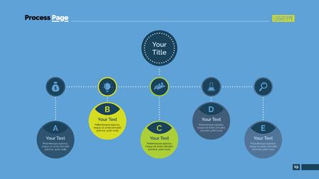 mapa de procesos: Proceso mente plantilla de asignación de diapositivas. datos de la empresa. Cuadro, gráfico, diagrama. Concepto para la infografía, plantillas del negocio, presentación, la comercialización. Puede ser utilizado para temas como el trabajo en equipo, gestión, planificación.