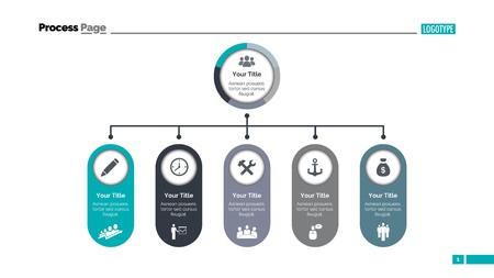 diagrama de arbol: diagrama de árbol plantilla de diapositiva. datos de la empresa. Gráfico, diagrama, diseño. Concepto creativo de infografía, proyecto. Puede ser utilizado para temas como el análisis, la comercialización, la investigación