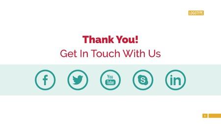 socializando: Gracias plantilla de página