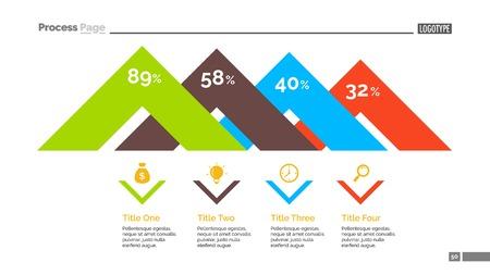 Angles Diagram Slide Template