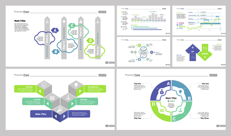 cloud: Infographic design set can be used for workflow layout, diagram, annual report, web design. Business and marketing concept with bar graph, options, direction and line chart