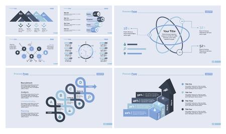 Nine Business Slide Template Set