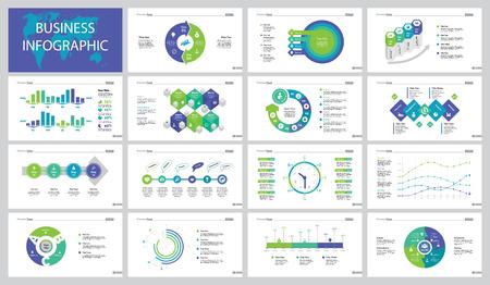 Zestaw piętnastu szablonów slajdów partnerstwa międzynarodowego