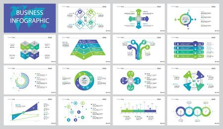 Teamwork Concept Slide Templates Set