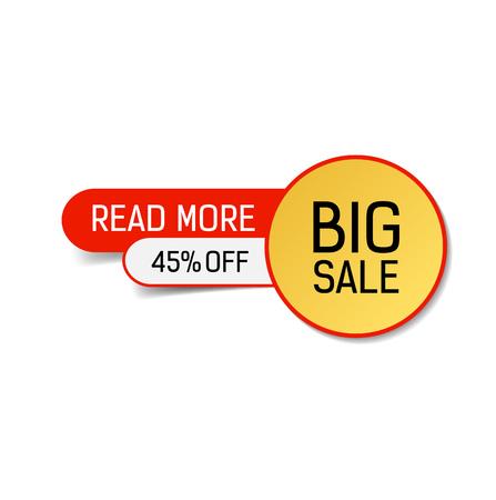 Big Sale Read More Lettering Stock Illustratie