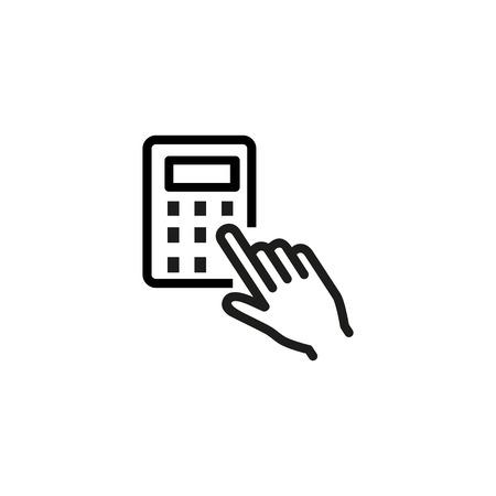 Home security alarm icon