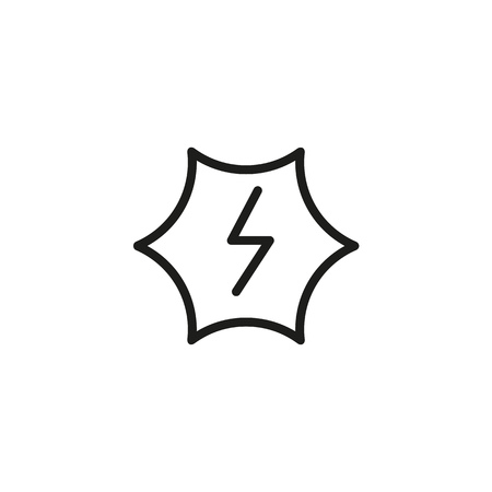 Productivity boost line icon. Advertising, boom, idea. Strategy concept. Can be used for topics like leadership, opportunity, solution