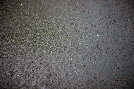 Wet asphalt texture. Can be used as background or wallpaper.