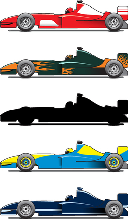 formula 1 Illustration