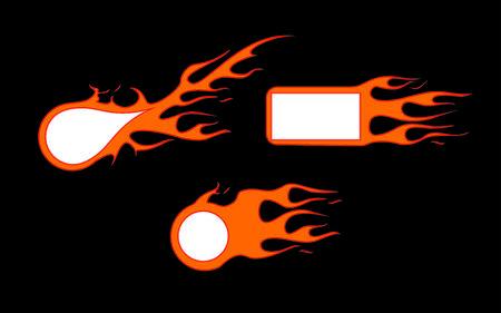 endorsement: burn-icons Illustration