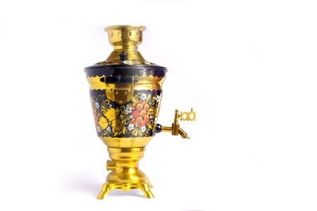 Russian samovar photo
