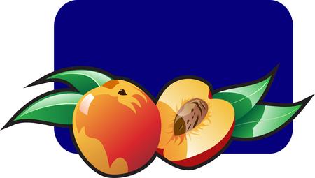 few: peach