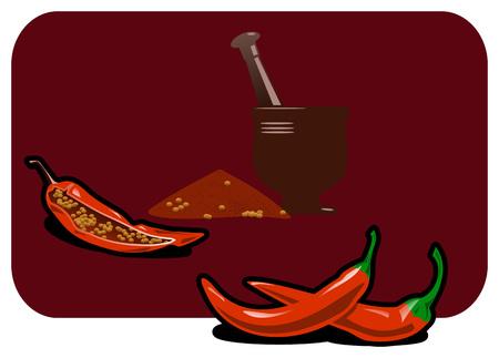 condimentos: piment�n