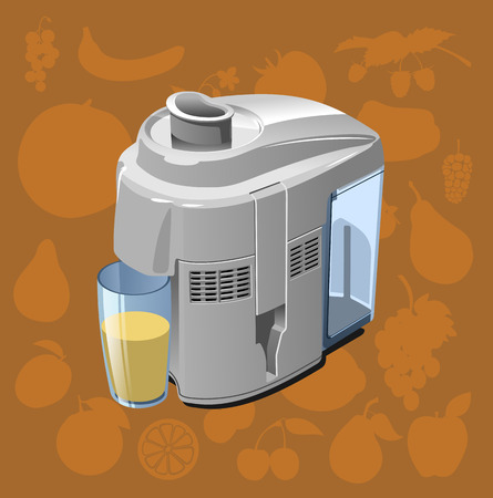 A Vector . 8 illustration of the squeezer Vector