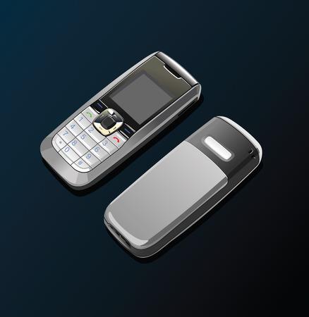 digitized: tel�fono celular
