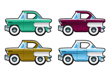 coches clasicos: Classic Cars - 60s