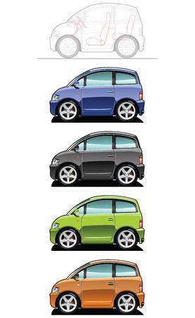 mini car: microcar