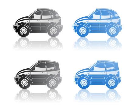 hatchback: Hatchback Illustration