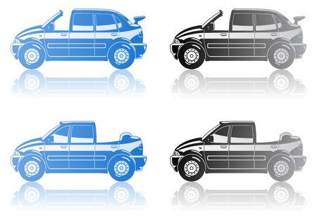 limousine  Stock Vector - 8472890