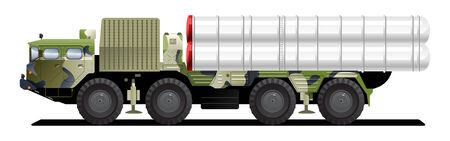missiles: military launch vehicle.