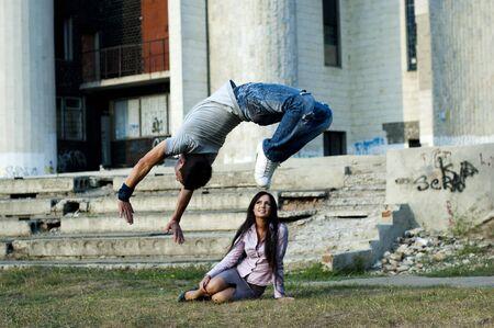 somersault photo